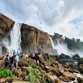 Athirappilly falls Entry Fees