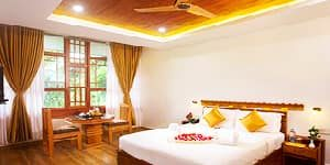 Atwoods Munnar- Honeymoon suite