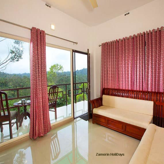 Misty lake munnar Luxury Suite